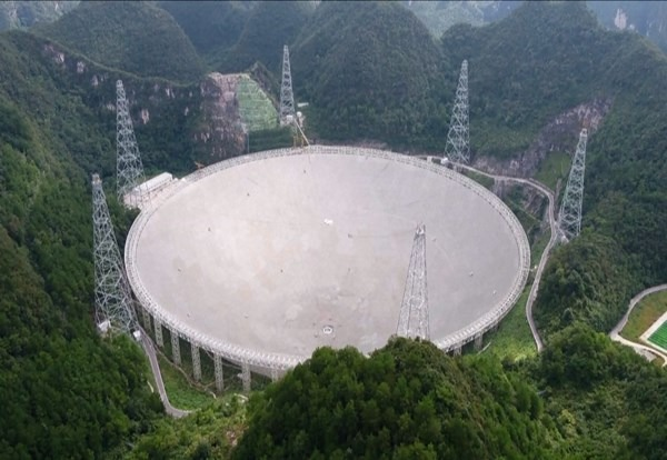 China's FAST telescope's trial period to end soon:null