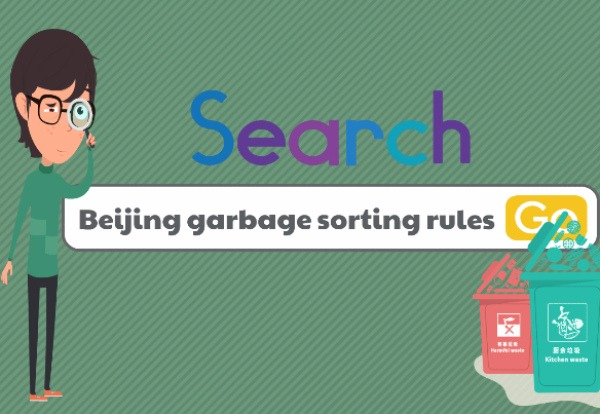 Beijing waste sorting rules at a glance:null