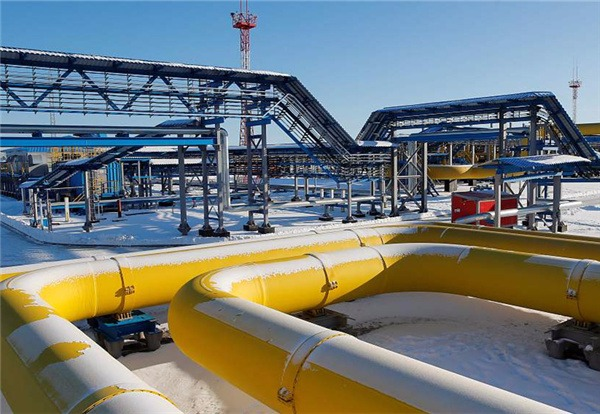 China-Russia east-route natural gas pipeline goes into operation:null