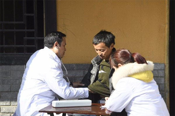 Medical assistance offered to people living in poverty in Chongqing:null