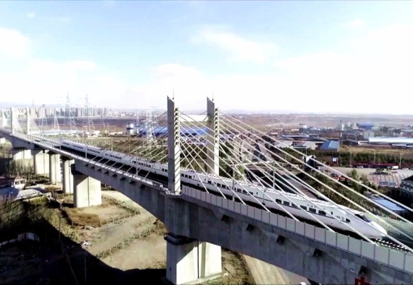 Datong-Zhangjiakou high-speed railway officially in operation:null