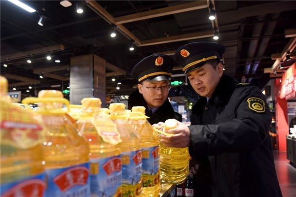 Inspectors strengthen food safety oversight in N China's Hebei:null