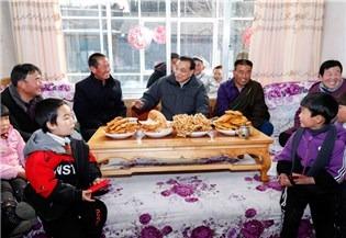Premier Li inspects Qinghai:0