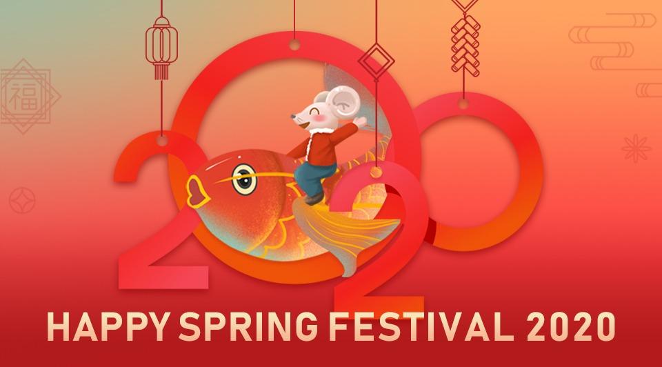 Happy Spring Festival 2020:3
