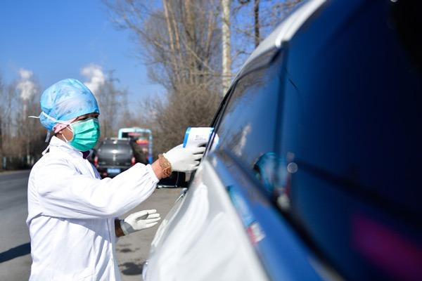 China takes various measures to combat novel coronavirus:null