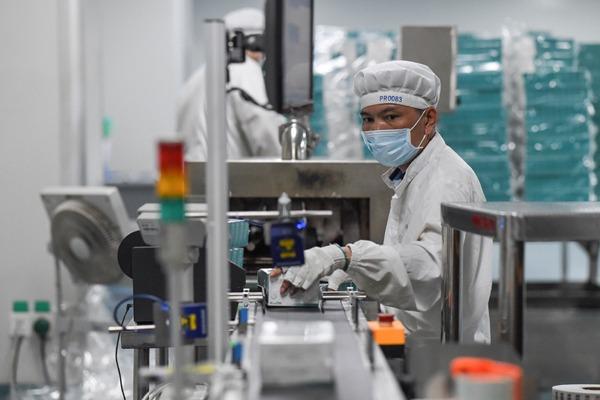 China ensures medical supply during novel coronavirus fight:null