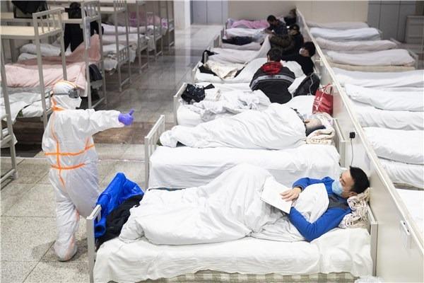 Cabin hospital offers refuge for mild cases:null