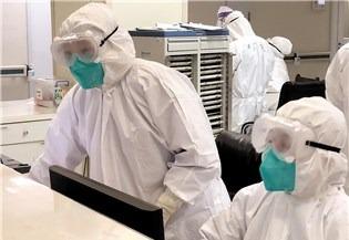 Measures to safeguard frontline medics amid virus battle:1