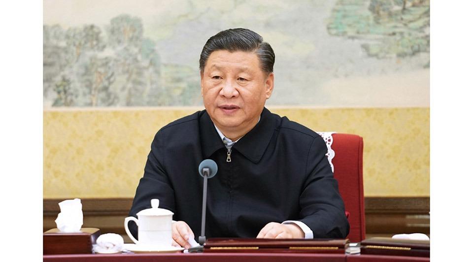 Xi stresses improving mechanism for major epidemic prevention, control:0