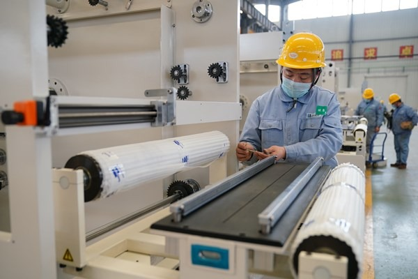 Over 70% of enterprises above designated size in Xingtai resume production:null