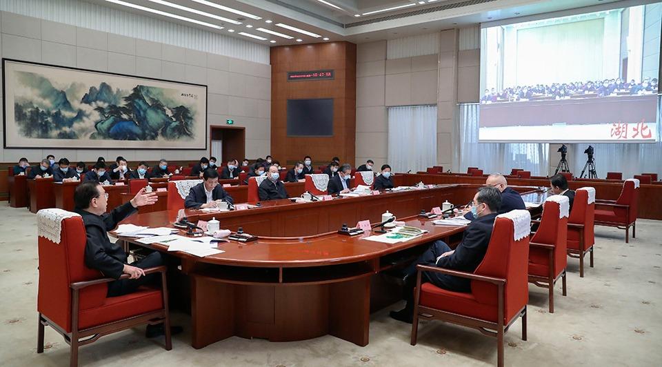 Premier Li urges further anti-virus work in Wuhan:1