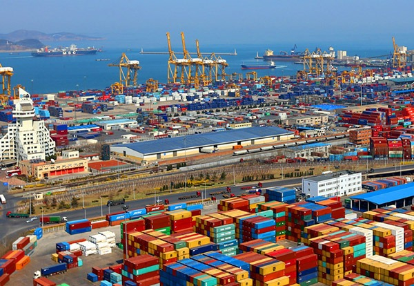 Major ports, shipping routes resume strong business in Northeast China:null
