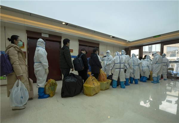 China makes major strides in curbing the COVID-19 epidemic:null
