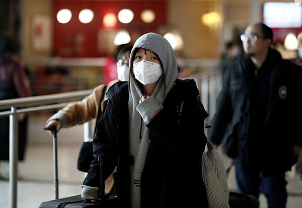 Preventive measures on travelers to China critical to curb spread:null