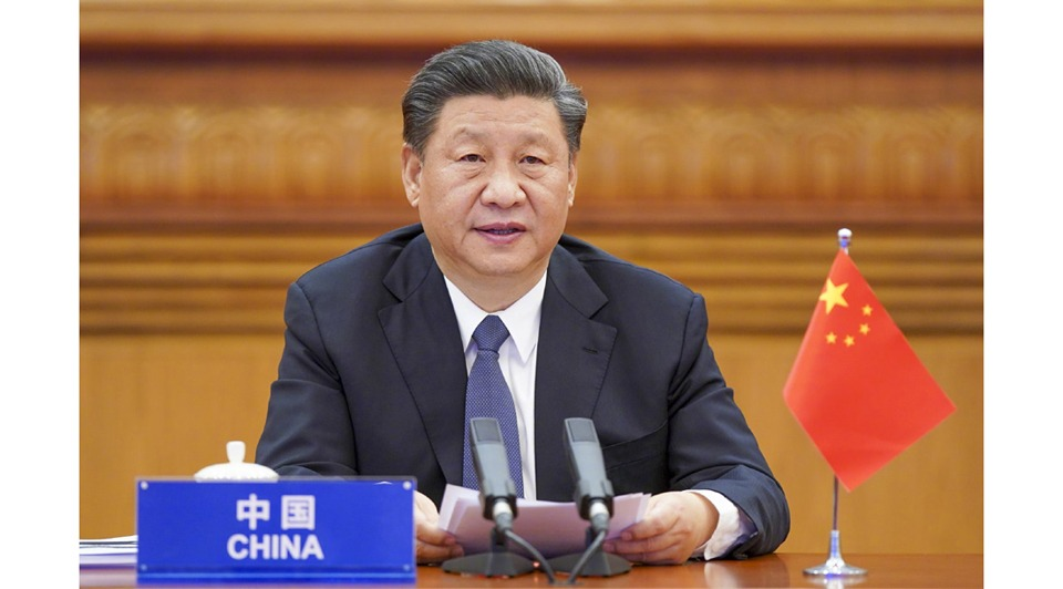 Xi calls for all-out global war against COVID-19 at extraordinary G20 summit:0