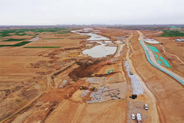 Construction of Xiongan New Area gains steam in orderly manner:null