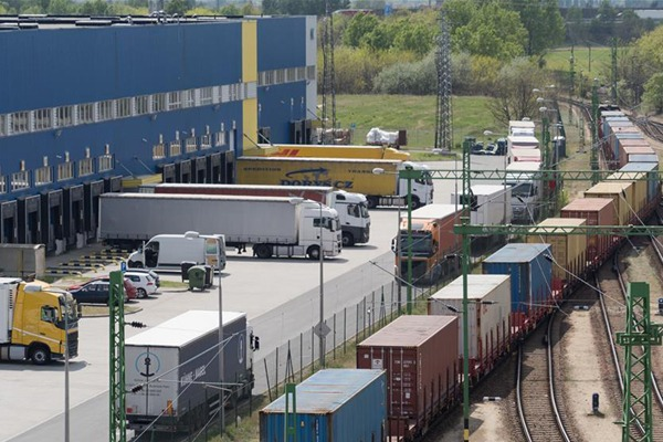 China-Europe freight train with medical supplies arrives in Budapest:null