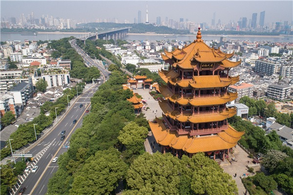 Landmark tourist attraction reopens in Wuhan:null