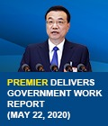 Premier delivers Government Work Report:0