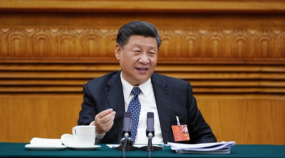 Xi orders fortifying public health protection network:0