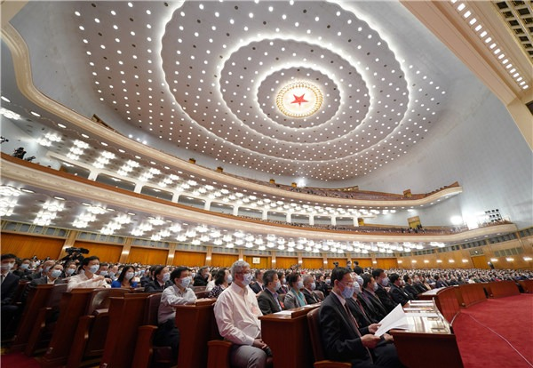 China's NPC deputies on employment, SMEs, cross-Straits relations:0