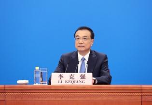 Premier Li Keqiang meets the press:0