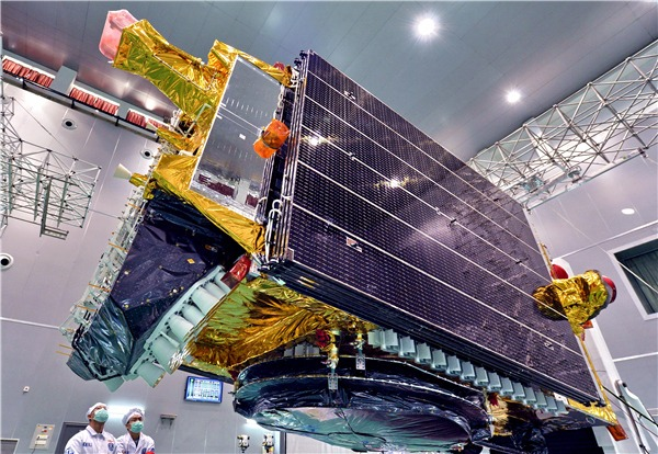 China successfully launches APSTAR-6D telecommunication satellite:0