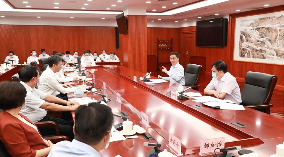 Vice-premier stresses achieving development targets:2