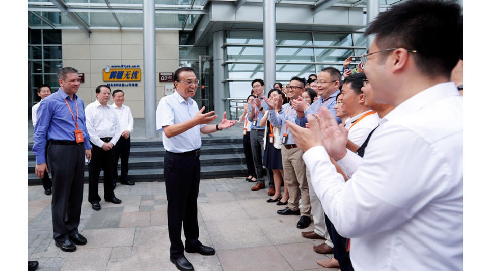 Premier Li stresses employment of graduate students:2