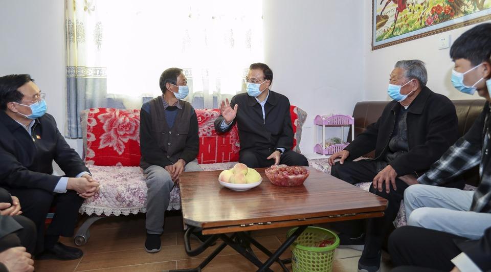 Premier Li emphasizes government-subsidized housing construction:2
