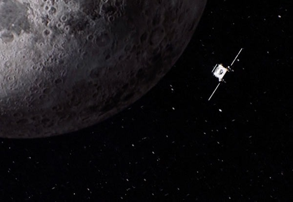 China's Chang'e-5 enters lunar orbit after perilune braking:0