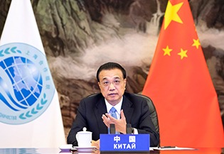 Premier Li attends 19th meeting of SCO member states' council of heads of government:0