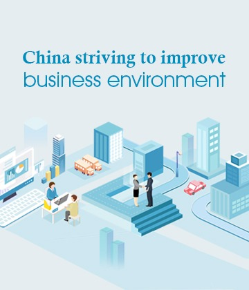 China striving to improve business environment:2