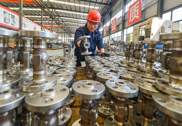 China's industrial capacity utilization rate at 74.5% in 2020