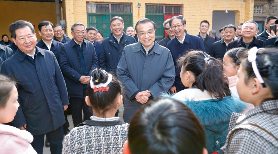 Premier Li calls for more work to improve people's lives:0