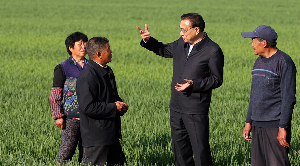 Premier stresses preparation for spring farming, control of animal diseases, pests:1