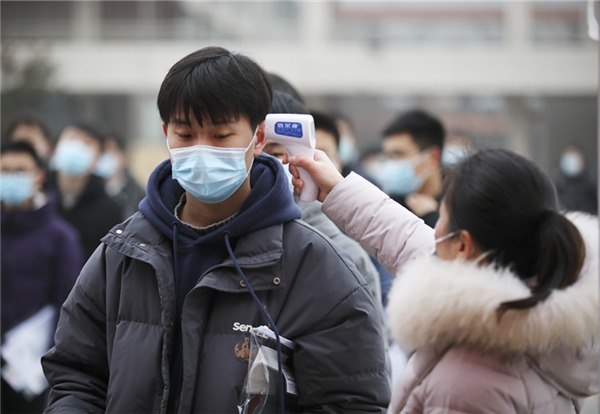 Chinese mainland reports no new locally transmitted COVID-19 cases