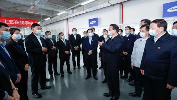 Premier stresses business innovation:0