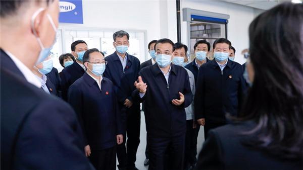 Premier Li visits Jiangsu, encouraging innovation in all walks of life:1