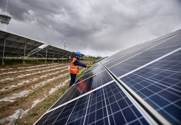 China's renewable energy capacity up in H1