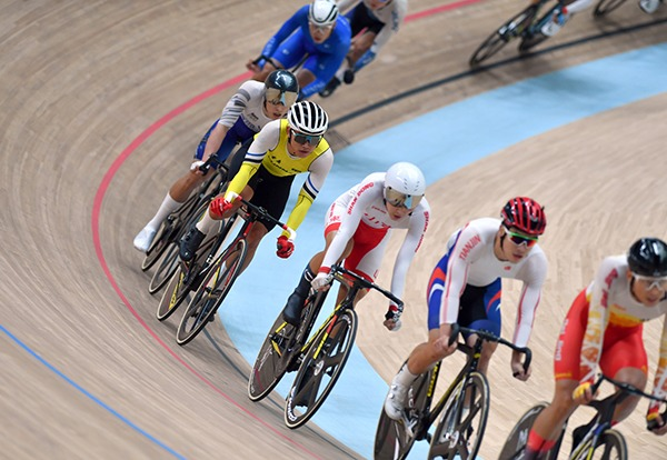 China's 14th National Games kicks off as festival of competitive sports:0