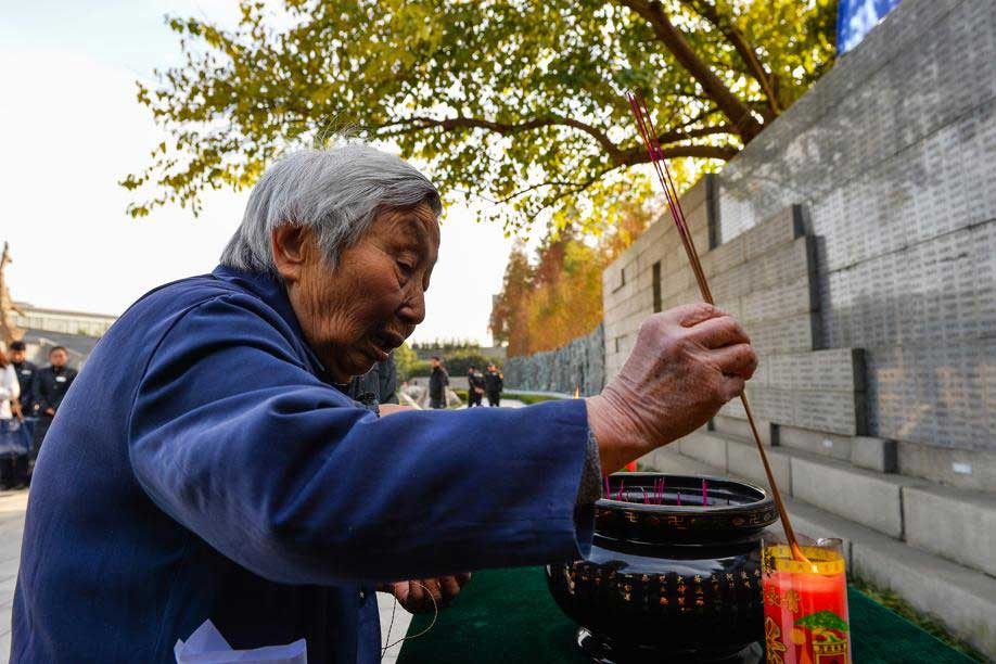 First hand accounts expose brutality of Nanjing Massacre