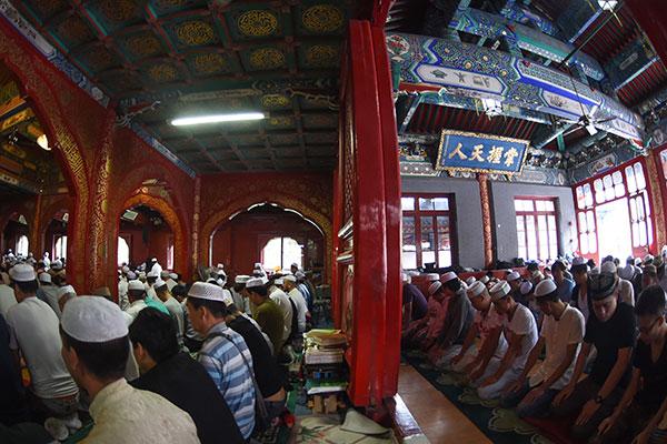 Good China Eid Al-Fitr Feast - XxjpbeC000415_20150718_TPPFN1A001  Image_662545 .jpg