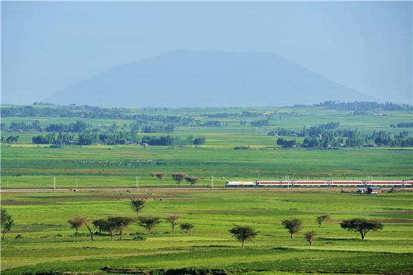 Ethiopia-Djibouti railway -- the Tazara railway in a new era