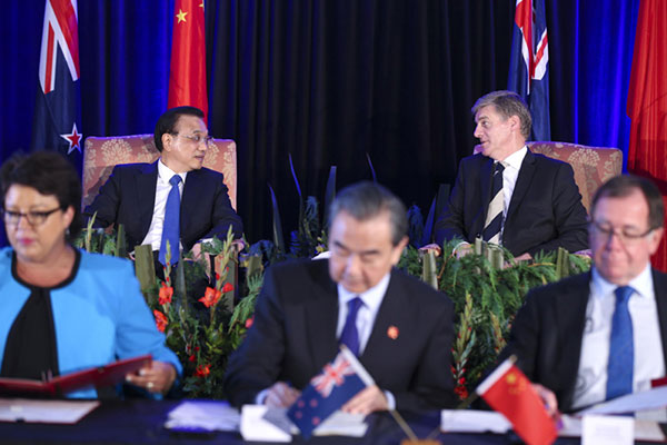China And New Zealand To Upgrade Free Trade Agreement