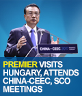 Premier visits Hungary, attends China-CEE, SCO meetings