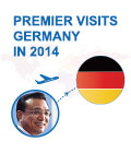 Premier Li Keqiang visits Europe (Oct 9-17, 2014)