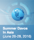 Summer Davos in Asia