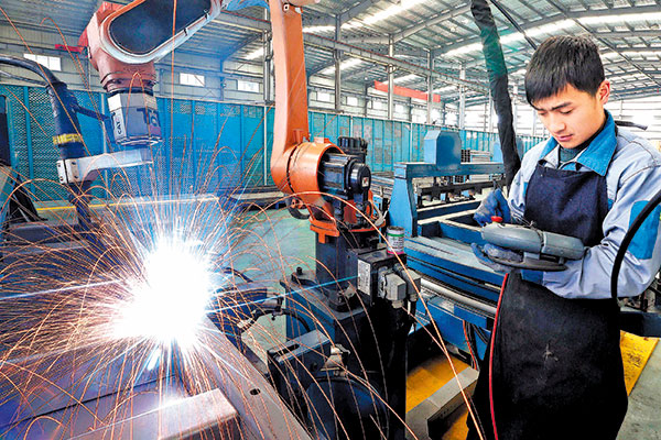 Blueprint to beef up skills in manufacturing sector