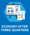 ECONOMY AFTER THREE QUARTERS
